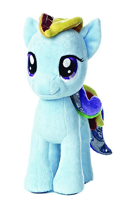 AURORA MLP RAINBOW DASH 10IN PLUSH (C: 1-1-1) AURORA WORLD INC Aurora is delight