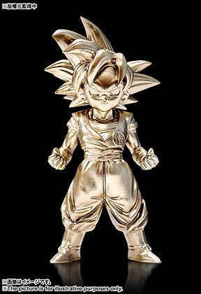 """Chogokin no Katamari """"Dragon Ball Super"""" DZ-09 Super Saiyan God Son Goku"""