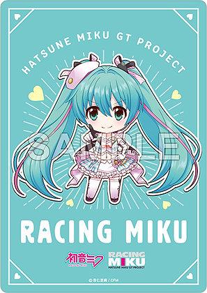 Racing Miku 2019 Ver. Nendoroid Plus Mouse Pad 5 by Good Smile Racing