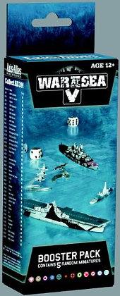 War at Sea V: Fleet Command: An Axis & Allies Naval Miniatures Booster Expansion