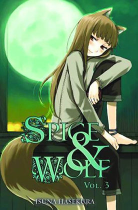 SPICE AND WOLF GN VOL 1,2,3,4,5,6,7,8,9,10,11,12,13,14,15,16 ENGLISH MANGA