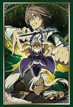"Bushiroad Sleeve Collection High-grade Vol. 1553""Fate/Apocrypha"" Part. 2"