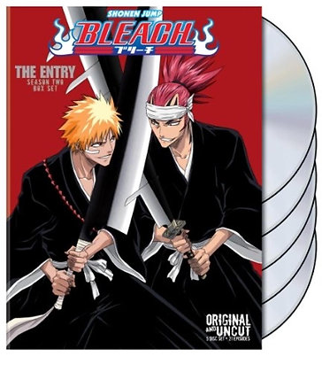 Bleach Uncut: Box Set 2