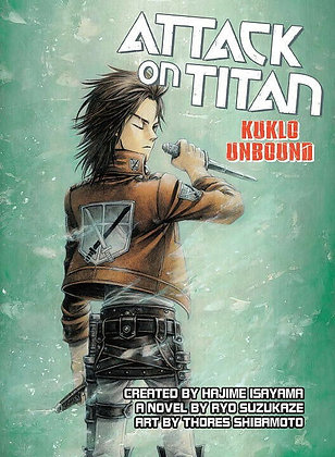 Attack on Titan: Kuklo Unbound Paperback – Illustrated, May 26, 2015 by Ryo Suzu