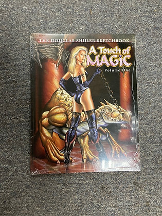 A Touch Of Magic Douglas Shuler Sketchbook Volume 1 Paperback – January 2, 2001