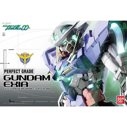 BANDAI PG 1/60 GN-001 GUNDAM EXIA Plastic Model Kit Gundam 00