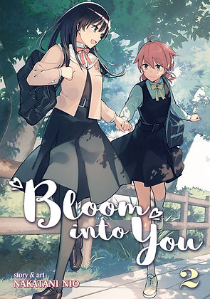 Bloom into You Vol. 2 (Manga) ( Book)