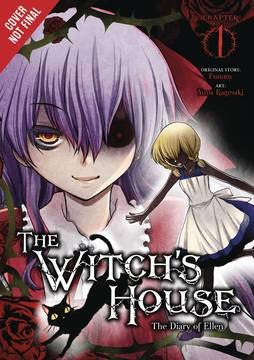 WITCHS HOUSE DIARY OF ELLEN GN VOL 01