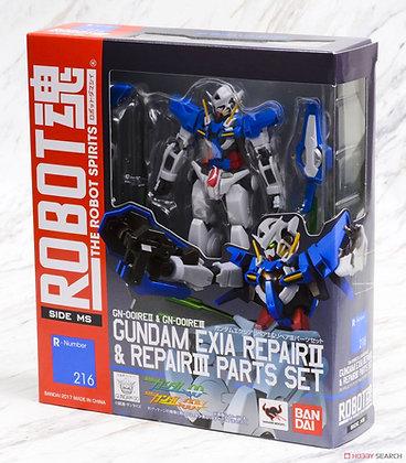 BandaiMobile Suit GundamRobot Spirits < SIDE MS > Gundam Exia Repair II & Repa