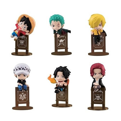 one MEGAHOUSE Ochatomo Series ONE PIECE Pirates Party BlindBOX