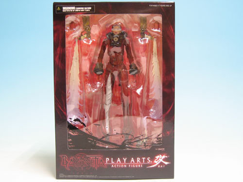 Bayonetta Play Arts Kai Jeanne (PVC Figure)