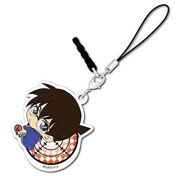 """""""Detective Conan"""" Bocchi-kun Acrylic Charm Edogawa Conan"""