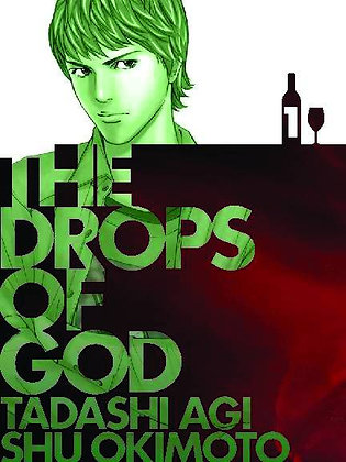 DROPS OF GOD GN VOL 01 VERTICAL INC