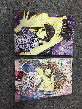 DEMON LOVE SPELL GN VOL VOL 2,6 MANGA (2 BOOKS)