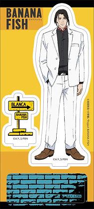 """Banana Fish"" Acrylic Stand Blanca"