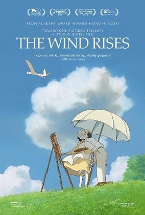 The Wind Rises  DVD Joseph Gordon-Levitt (Actor), John Krasinski (Actor)