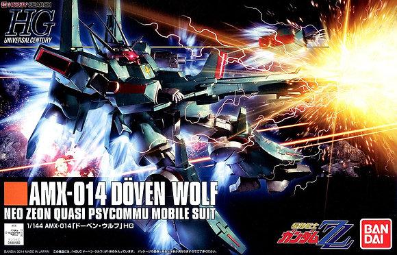 Doven Wolf (HGUC) (Gundam Model Kits)