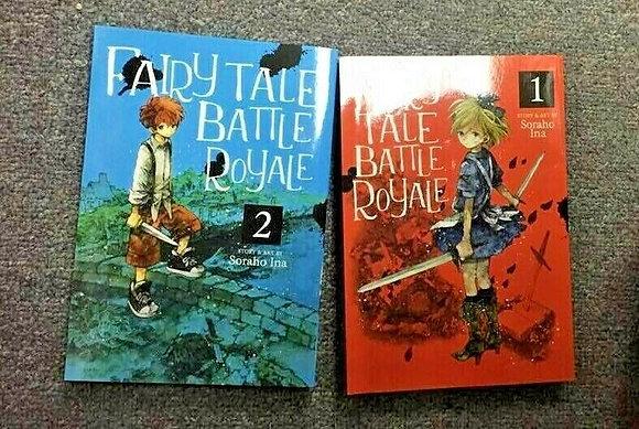 FAIRY TALE BATTLE ROYALE GN VOL 1,2