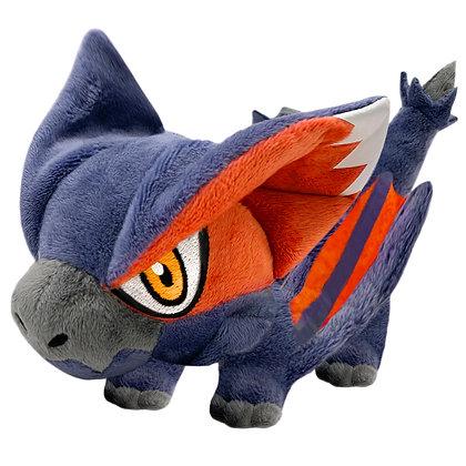 "Capcom ""Monster Hunter"" Deformed Plush Nargacuga"