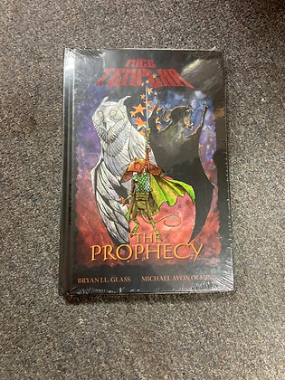 The Mice Templar Vol. 1: The Prophecy (v. 1) Hardcover – December 16, 2008 by Br