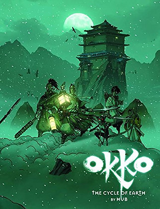 Okko Volume 2: The Cycle of Earth (2) Hardcover – June 3, 2010 by Hub (Author, I