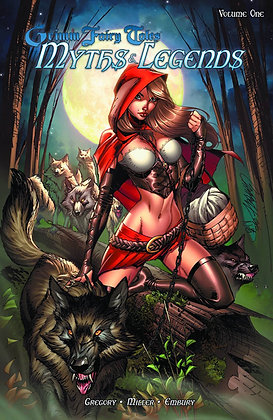 Grimm Fairy Tales: Myths & Legends Volume 1 Paperback – September 20, 2011