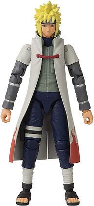 Anime Heroes Naruto Namikaze Minato Action Figure
