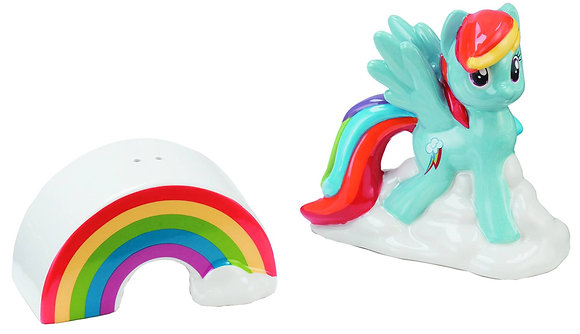 MY LITTLE PONY SALT AND PEPPER SET   VANDOR LLC