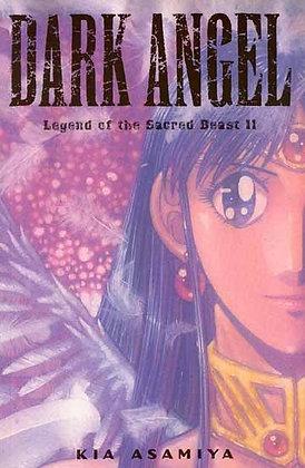 DARK ANGEL VOL 5 TP LEGEND OF SACRED BEAST II CPM MANGA by Kia Asamiya The enigm