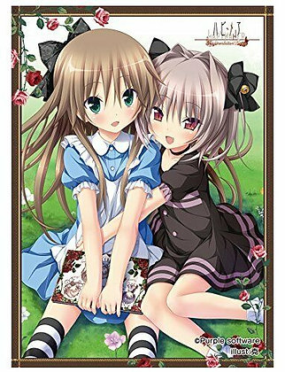 Nexnet Girls Sleeve Collection Vol.008 Hapymaher [Arisu & Maia] (Card Sleeve)