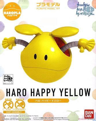 Haropla Haro Happy Yellow (Gundam Model Kits)