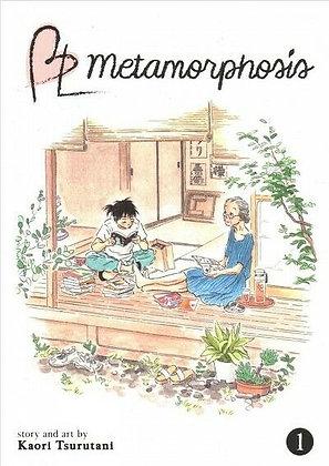 BL Metamorphosis Vol  1,4 (2 Manga)  Paperback – Illustrated, April 28, 2020
