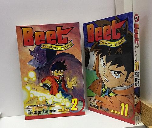 Beet the Vandel Buster, Vol. 2 ,10 Manga Paperback – December 7, 2004