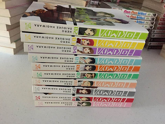 HORIMIYA GN VOL  2,3,4,5,6,7,8,9,10,12 Manga (10 Books)   YEN PRESS