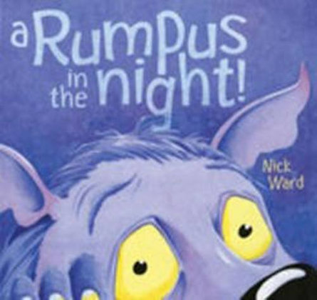 A Rumpus in the Night Hardcover – September 9, 2008 by Nick Ward  (Author, Artis