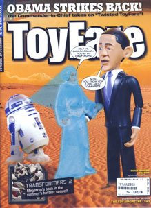 Toyfare Magazine #143 (Transformers 2, Obama, Star Wars) Single Issue Magazine –
