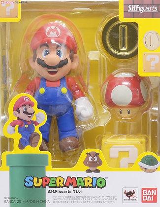 Bandai Super Mario S.H.Figuarts Mario PVC Figure