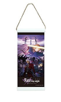 "Chara Mini Tapestry ""Fate/stay night -Heaven's Feel-"" 02 Holy Grail War"