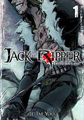 Jack the Ripper: Hell Blade Vol. 2,3,4 (Manga) (Books)