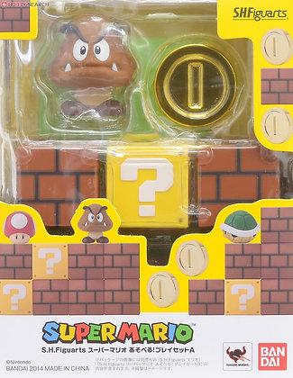 Bandai S.H.Figuarts Super Mario Play Set A (PVC Figure)
