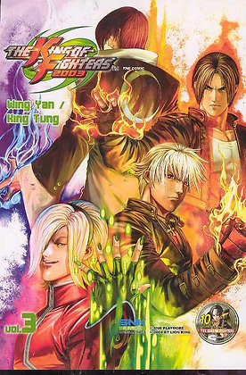 KING OF FIGHTERS 2003 TP VOL 03 DR MASTER PUBLICATIONS INC (W) Wing Yan (A/CA) K