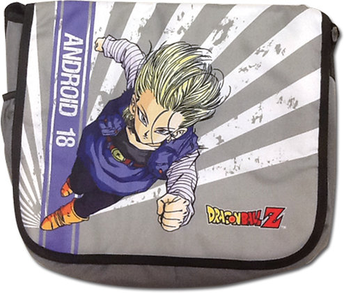 DRAGON BALL Z - ANDROID 18 MESSENGER BAG