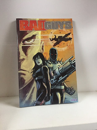 Bad Guys Paperback – November 10, 2010 by Philip Eisner (Author), Augustin Padil