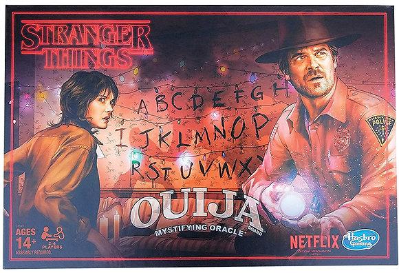 Stranger Things Quija game