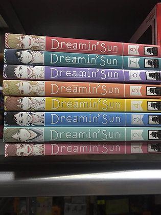 DREAMIN SUN' GN VOL 1,2,3,4,5,6,7,8 MANGA