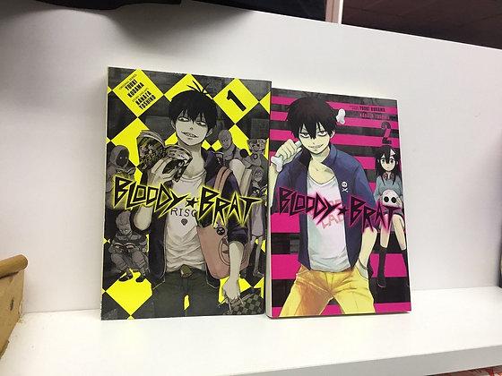 Bloody Brat, Vol. 1,2 (Manga)Paperback – October 28, 2014  byYuuki Kodama(Aut