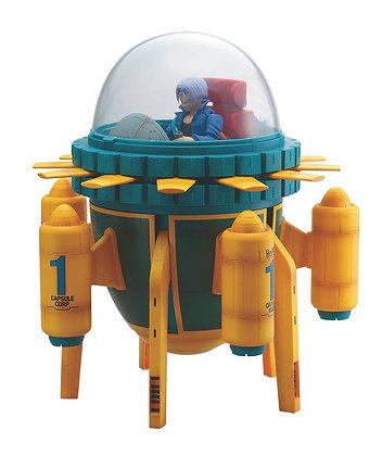 Bandai Dragon Ball Figure-rise Mechanics Trunks`s Time Machine (Plastic model)