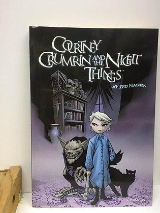 Courtney Crumrin, Vol. 1: Courtney Crumrin & The Night ThingsPaperback