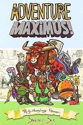 Adventure Maximus! Roleplaying Game Starter Set