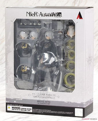 Square Enix Nier: Automata Bring Arts YoRHa No.2 Type B Version 2.0 (PVC Figure)